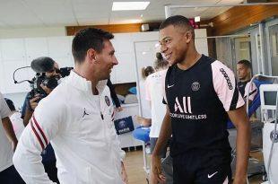 Kylian Mbappe 'Khawatir' Oleh Kedatangan Lionel Messi di Paris Saint-Germain