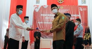 5.628 Warga Binaan 12 Lapan dan Rutan di Banten Dapat Remisi HUT RI ke-76