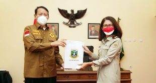 Wahidin Halim: Pemprov dan BPN Bersinergi Selesaikan Persoalan Tanah di Banten
