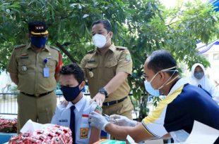 Persiapkan Pembelajaran Tatap Muka, Arief: Gencarkan Vaksinasi Pelajar