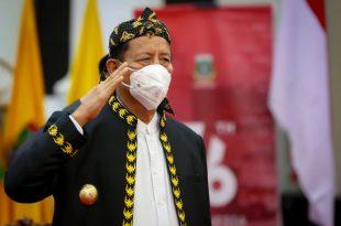 Wahidin Halim Tunjuk Muhtarom Sebagai Plt. Sekda Provinsi Banten