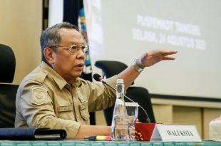 Pemkot Tangerang Selatan Mulai Terapkan PPKM Level Tiga