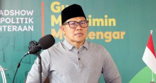 Gus Muhaimin: Pendidikan, Kesejahteraan Hingga Infrastruktur jadi Perhatian Serius