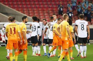 Hasil Pertandingan Jerman vs Armenia, Der Panzer Unggul 6-0