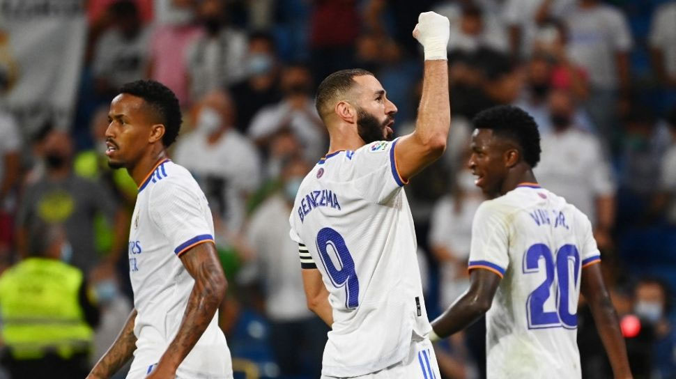 Hasil Pertandingan Real Madrid vs Celta Vigo: El Real Menang 5-2