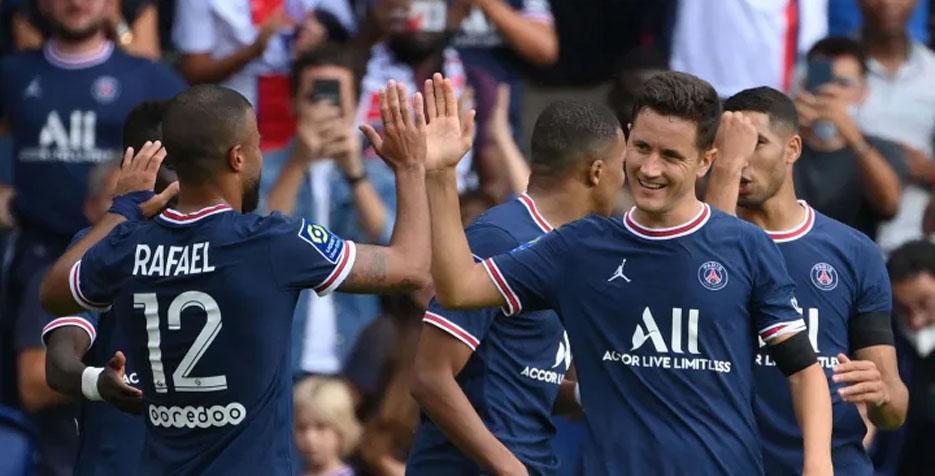 PSG Tumbangkan Clermont Dengan Skor 4-0 Tanpa Kehadiran Messi dan Neymar