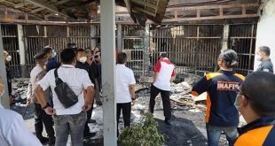 Insiden Kebakaran Lapas Kelas 1 Tangerang, DPRD Kota Tangerang Turut Prihatin
