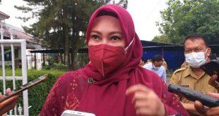 Pemkab Pandeglang Targetkan 60 Persen Masyarakat Divaksinasi Hingga Bulan Desember