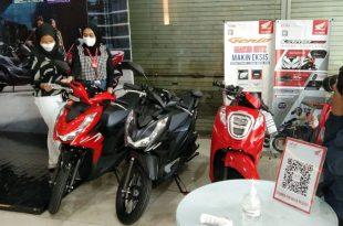 Wahana Pesta Diskon Sepeda Motor Honda Sepanjang Bulan September