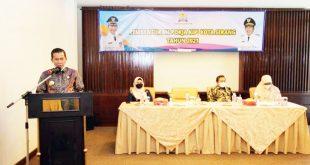 Walikota Syafrudin Apresiasi Para Nakes yang Berjuang Dalam Pelaksanaan Vaksinasi