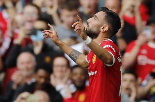 Bruno Fernandes Minta Kesepakatan Baru di Manchester United