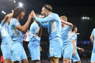 Manchester City Unggul Melawan Leipzig Dengan Skor 6-3
