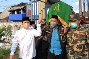 Walikota Arief Turut Berbela Sungkawa atas Meninggalnya KH Edi Junaedi Nawawi