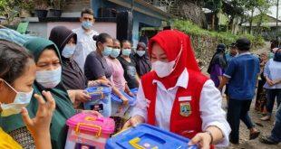 PMI Banten Salurkan Bantuan untuk Korban Bencana Disejumlah Daerah