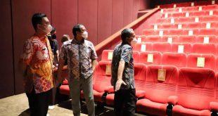 Bioskop Mulai Dibuka di Kota Tangerang Dengan Jumlah Pengunjung Dibatasi