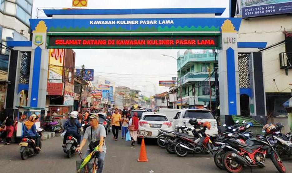 Komisi III DPRD Pertanyakan Pengelolaan Lahan Parkir Area Wisata Kuliner Pasar Lama