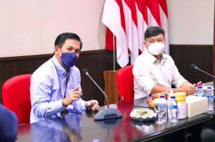 Wakil Menteri ATR/BPN Kunjungi Kantor BPN Kota Tangsel