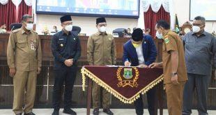 Pemprov Banten Ajukan Raperda Pemerintahan Desa Adat