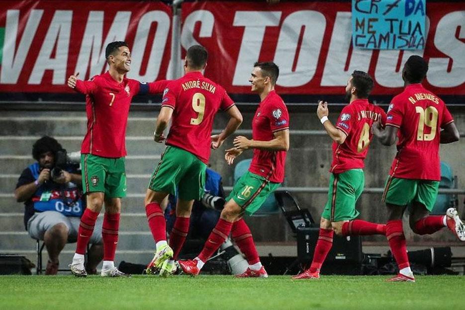 Kualifikasi Piala Dunia, Portugal Vs Luksemburg: Selecao das Quinas Menang 5-0