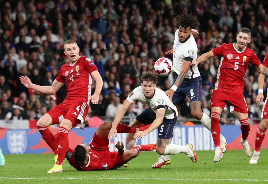 Hasil Kualifikasi Piala Dunia, Inggris vs Hungaria: The Three Lions Tertahan 1-1