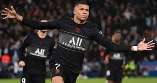 Paris Saint-Germain vs Angers: Penalti Kylian Mbappe Buat Les Parisiens Menang 2-1