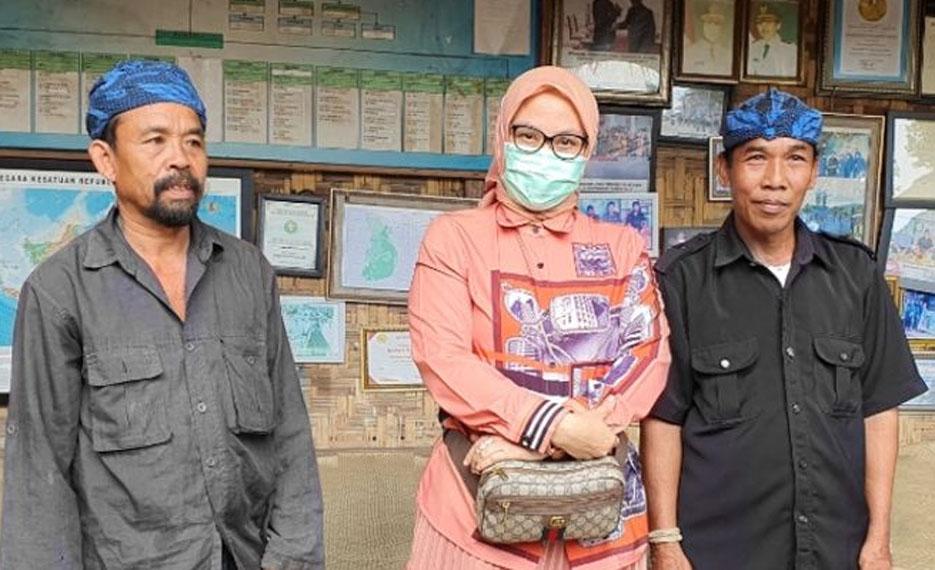Pansus Raperda DPRD Banten Minta Masukan Suku Baduy Tentang Desa Adat