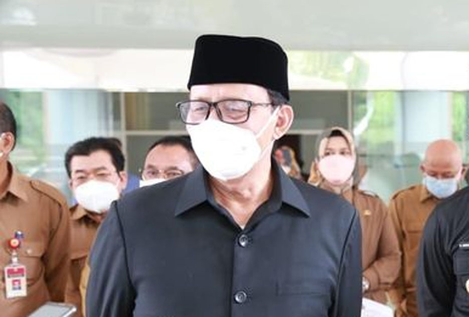 Gubernur: Target Indikator Makro Ekonomi 2022 Banten Sebesar 5,6%