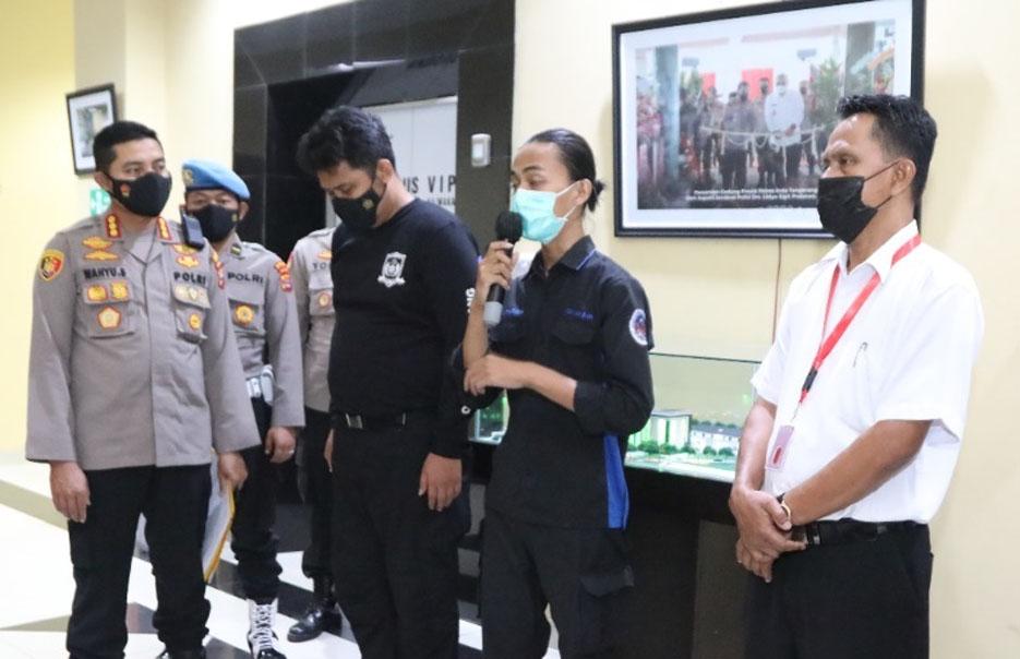 FAM Tangerang Kecam Tindakan Kekerasan Polisi Terhadap Mahasiswa