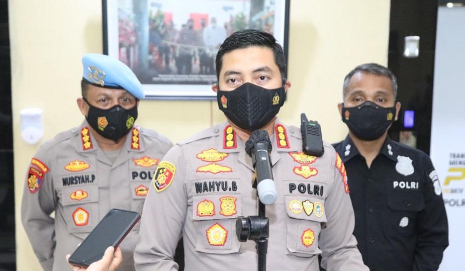 Pasca Terjadinya Aksi Kekerasan, Polda Banten Sampaikan Permohonan Maaf