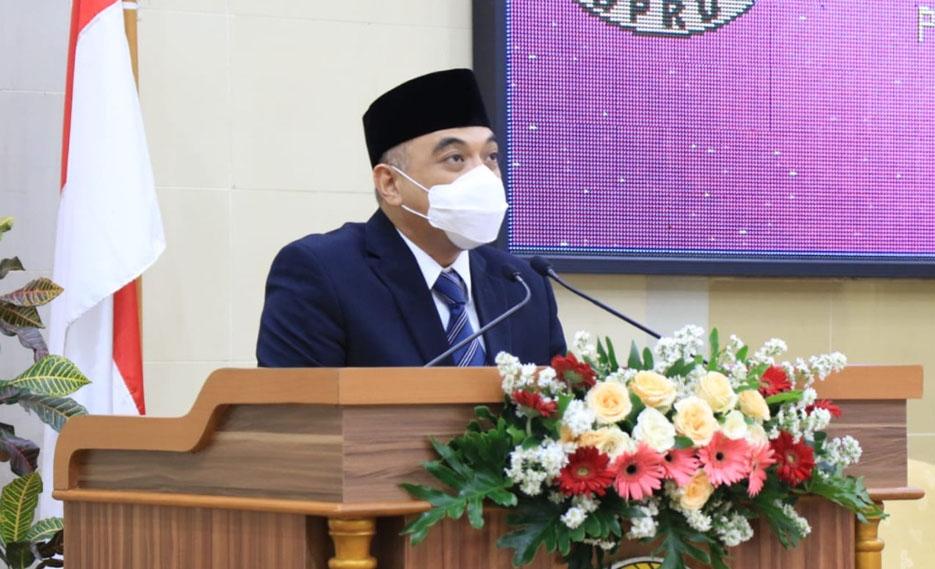 Peringati HUT ke-389, Pemkab Tangerang Selenggarakan Rapat Paripurna Istimewa