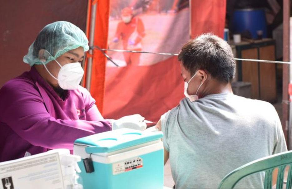PMI Kota Tangerang Buka Sentra Vaksinasi COVID-19 untuk Masyarakat Umum Setiap Hari