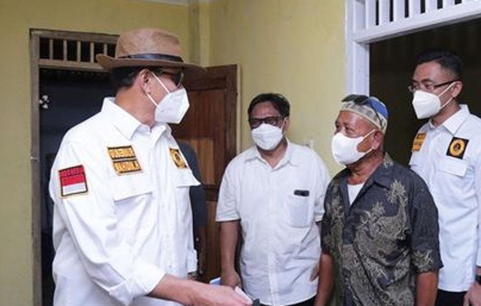 WH: Program Penanganan RTLH untuk Tingkatkan Kesejahteraan Masyarakat Banten