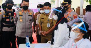 Kapolda Banten: Pengamanan Pilkades Pandeglang Jangan Under Estimate