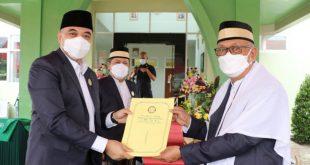 Bupati Tangerang Resmikan Gedung Baru Kantor MUI di Tigaraksa